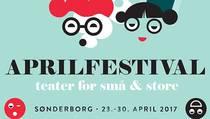 Internationale oplevelser på Aprilfestival