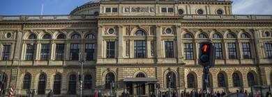 Bekymring på Det Kongelige Teater