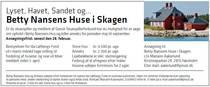 Betty Nansens Huse i Skagen